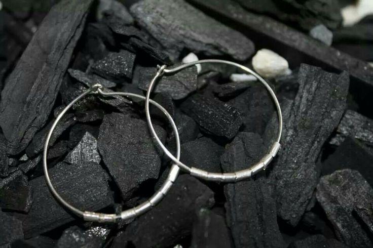 aretes SUPERNOVA by Heidi Peirano Jewelry