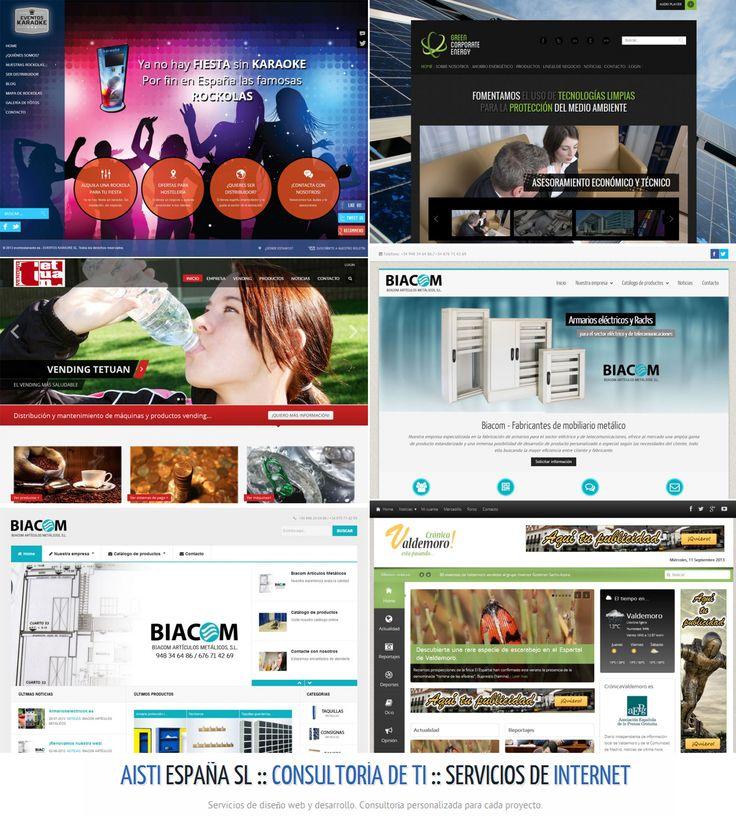 Dise o web profesional abad inform tica y servicios ti for Diseno arquitectonico informatica