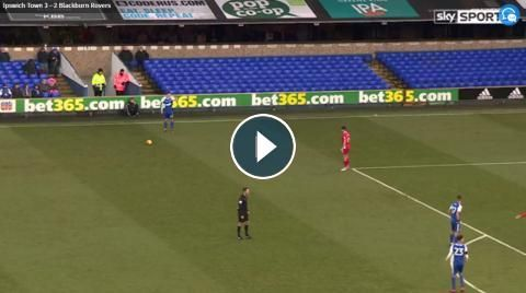 Video Highlights: Ipswich Town FC vs Blackburn Rovers - Sky Bet Championship, 14 January 2017. You are watching football / soccer highlights of Sky Be...