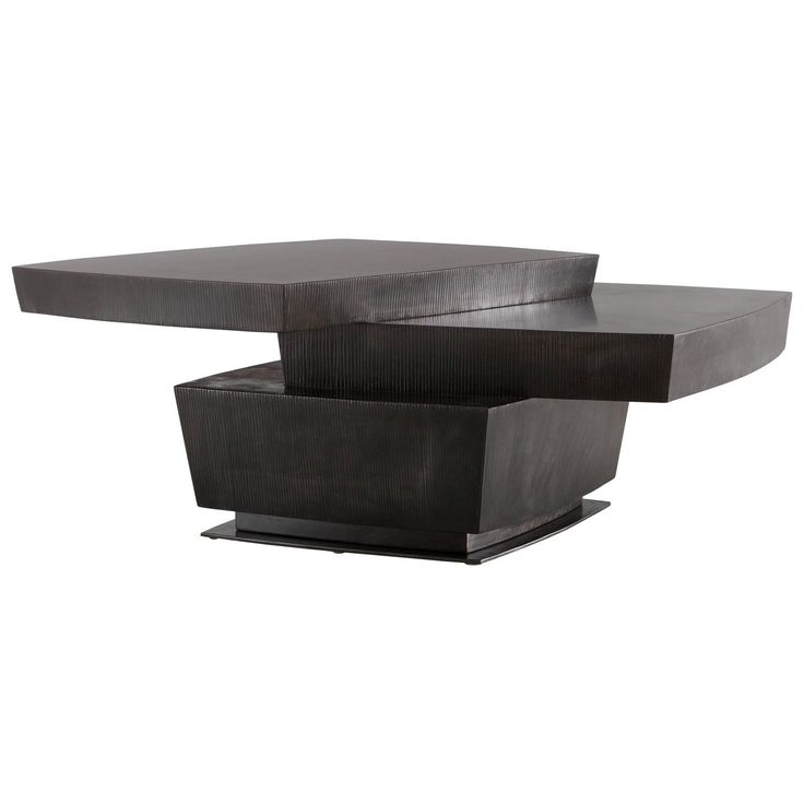 Gary Magakis, Stacked Low Table, USA, 2016  Get started on liberating your interior design at Decoraid  https://www.decoraid.com