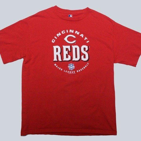 e755dcb358c Cool item  MLB Merchandise Cincinnati Reds T Shirt