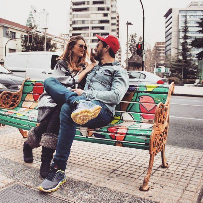 Amor Libre en una relación. Terrazas Hotel W, Santiago de Chile