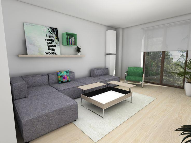 Daca iti doresti sa traiesti o viata relaxata , dar si plina de energie, designul de la acest apartament cu 3 camere este ceea ce iti doresti. Alese cu grija culorile, ambientul si design-ul pe doua etaje pentru acest duplex, ofera tot confortul de care ai nevoie pentru o viata implinita si fericita. Acest camin deosebit este frumos in interior, dar ofera si o priveliste extraordinara deoarece vezi de la ultimul etaj deasupra celorlalte cladiri si toata zona din jur e deschisa vizibilitatii.