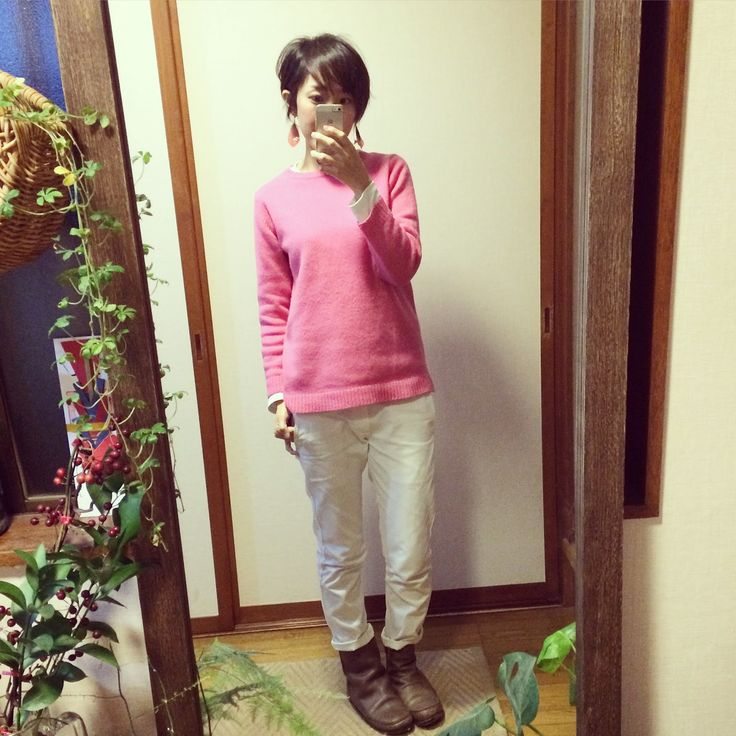 モコーデ: 1月1日 あけましておめでとうはピンクから!!と手作り御節自慢