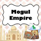 Mogul Empire Power Point Lesson