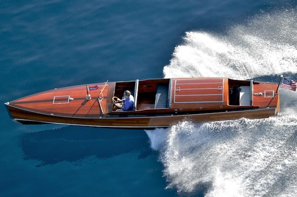 Cruising in this boat and still no chicks? He's doing it wrong.