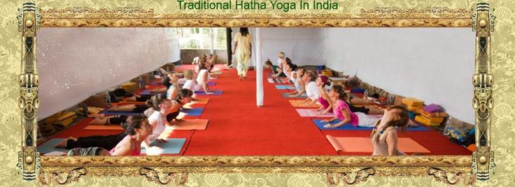 Hatha Yoga - India