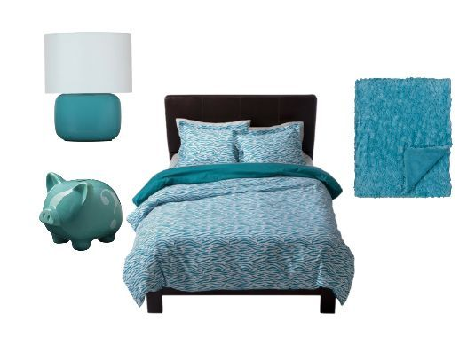 Target Clearance Teen Tween Bedroom Make Over Less Than 46 Total