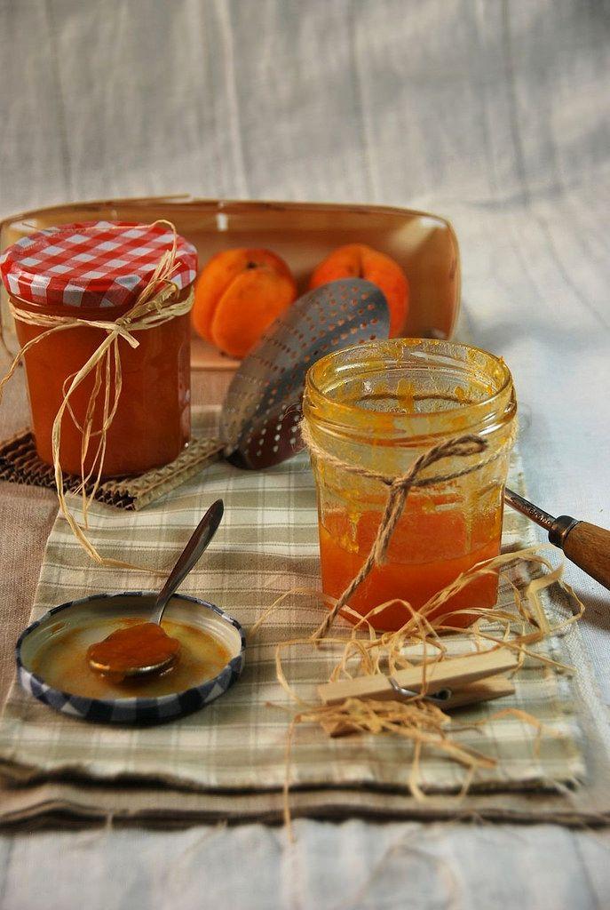Recette Confiture d'abricot maison