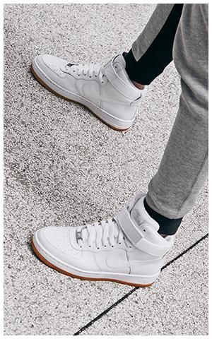 Nike AF-1 Ultra Force Mid - An icon remixed for the street.