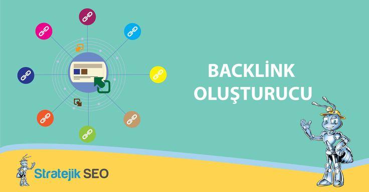 Ücretsiz Olarak Sunduğumuz Backlink Oluşturucu SEO Aracı ile Backlink Oluşturmanız İçin Anahtar Kelimeniz ile Uyumlu Siteleri Kolayca Bulabilirsiniz. Backlink Oluşturucu SEO Aracımız ile anahtar kelime uyumlu backlink kazanabileceğiniz forum sitelerini, blog yorum backlink kazanabileceğiniz siteleri, edu ve gov uzantılı yorum backlink alabileceğini siteleri ve firma rehberlerini rahatça bulabilir, backlink oluşturabilirsiniz.