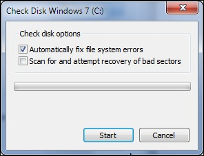 How To Check Disk For Errors In Windows [A Complete Guide] - TechnoTravel