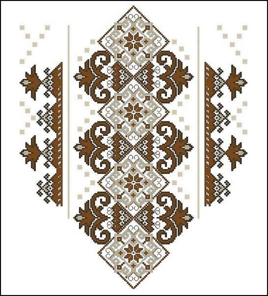 Ukrainian cross stitch