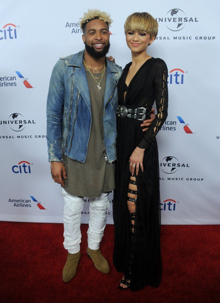 Pin for Later: Is Zendaya Dating Odell Beckham Jr.? See the Snaps That Are Fueling Romance Rumors
