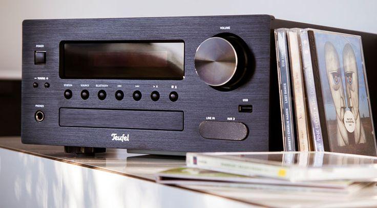 Lautsprecher Teufel GmbH erweitert die kompakte Stereo-Kombination Teufel Kombi 42 um Bluetooth, sodass diese nunmehr als Teufel Kombo 42 BT zur Verfügung steht.