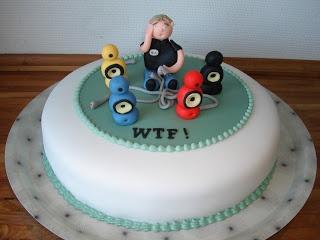 Fødselsdag i Hi-Fi klubben