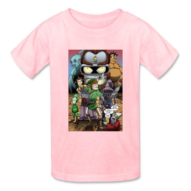 Swag Zeldurama Futurama Shirts  Baby Boy Shirt Japanese Cartoon Camisetas //Price: $18.24 & FREE Shipping //     #hashtag1