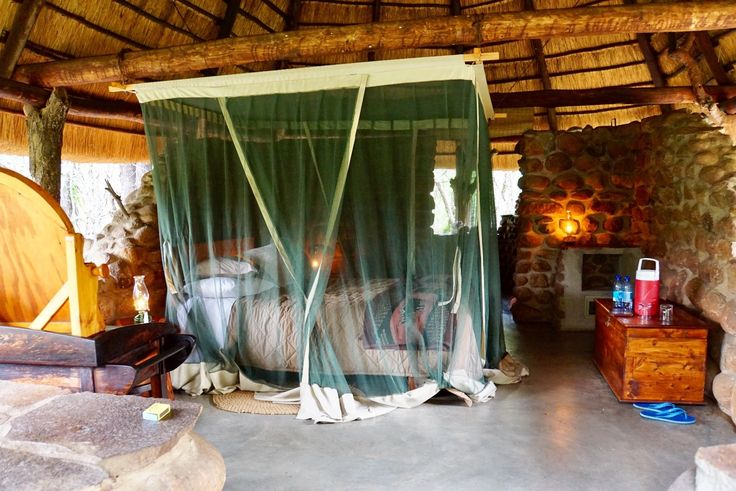 The Acrux Expedition » Africa with fresh eyes. Lovely luxurious stone cottage in Mkhaya Game Reserve, Swaziland.
