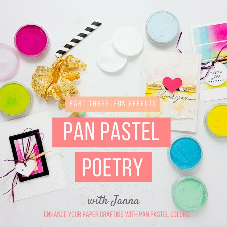 Pan Pastel Online Class with Janna Werner