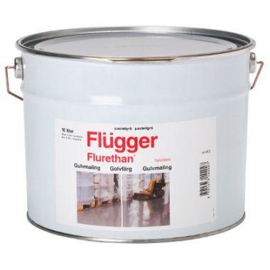 Flurethan - farba podłogowa firmy Flugger - domplusdom.pl