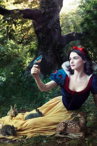 I love Disney and Annie Leibovitz. :)