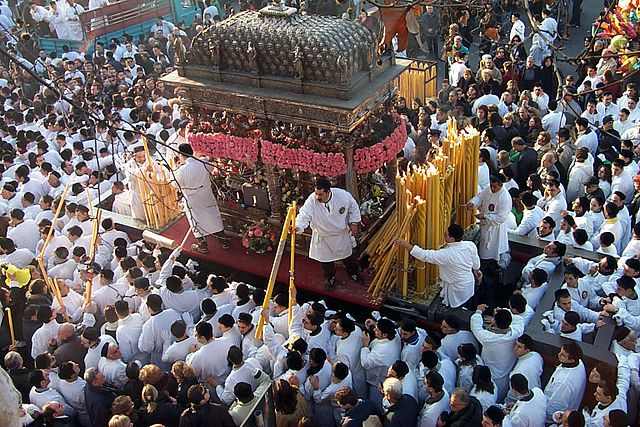 Festa di Sant'Agata, Catania, Sicily