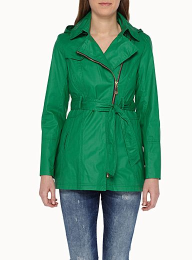 Shop for a Women's Trench Coat or Raincoat Online in Canada | Simons