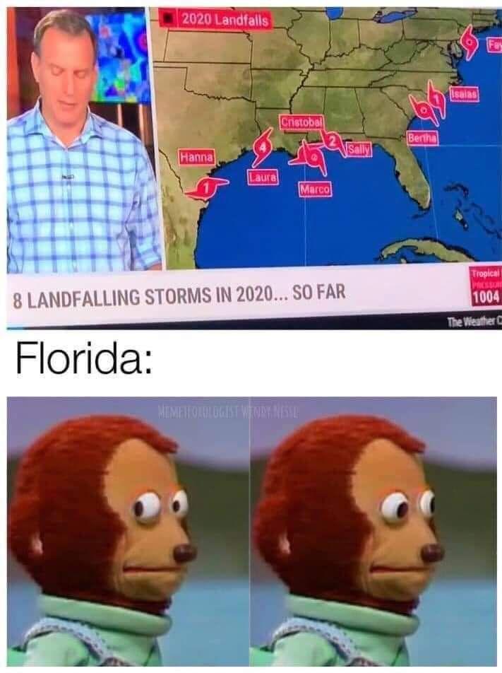 Hurricane Season As Of September 2020 Hurricane Season Funny Family Guy