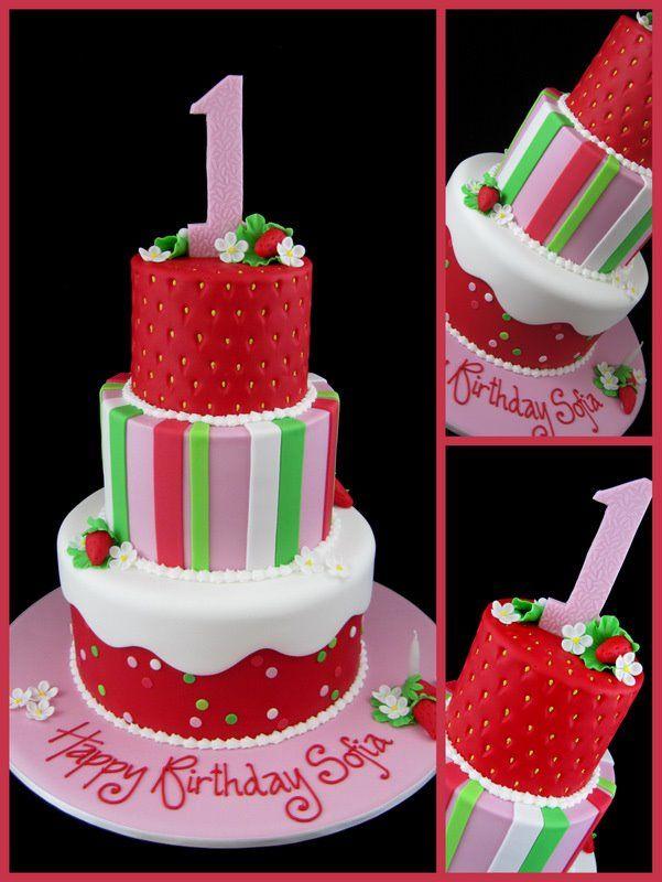 Strawberry Inspiration so cute strawberry shortcake inspired!!