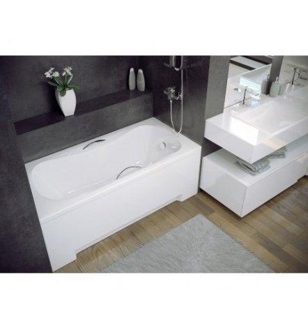 17 meilleures id es propos de baignoire 170x70 sur. Black Bedroom Furniture Sets. Home Design Ideas