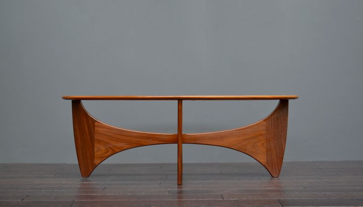 Lovely Oval Teak Coffee Table With A Solid Glass Insert And A Strong Danish Influence Mid Century Coffee Table Art Deco Coffee Table Antique Coffee Tables