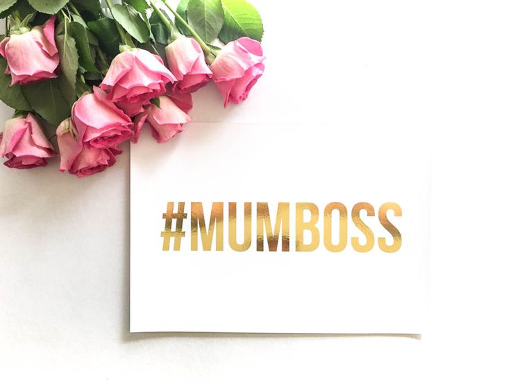 Hashtag MumBoss, gold foil print, Mothers Day, gift for Mum, Mom quote, wall art prints, foil print, wall art, wall decor, typography print by InkiDesignAU on Etsy https://www.etsy.com/au/listing/289190111/hashtag-mumboss-gold-foil-print-mothers