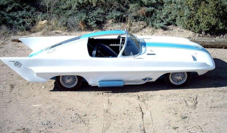 1958 Simca Special (Ghia) Exner Jr