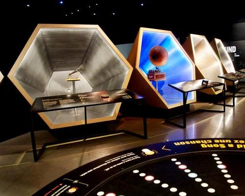 GSM Project creates immersive exhibitions for Canada Science and Technology Muse... 2