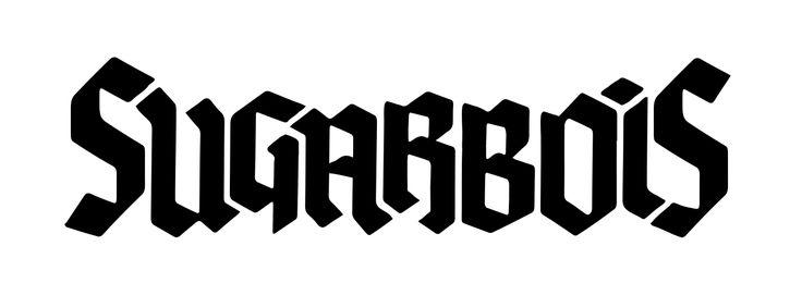 Dj 'Sugarbois' logo design  www.totcph.com