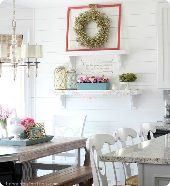 Spring Decor A Blog About Interior Design And Diy Home Projects And Decorating House Of