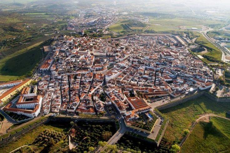Elvas é uma das cidades alentejanas destacadas