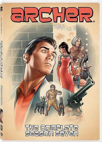 Archer - Saison 7 [Complete] - http://cpasbien.pl/archer-saison-7-complete/