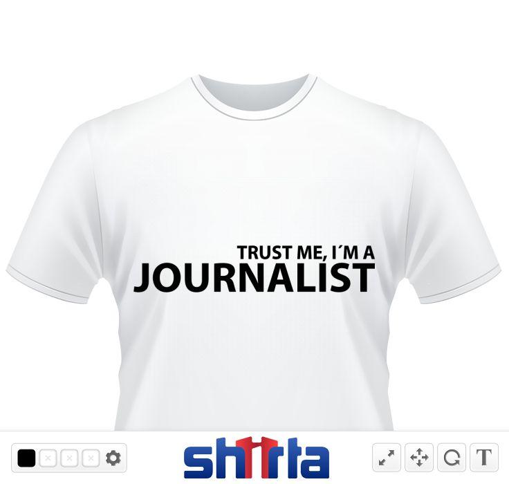 trust me, i´m a Journalist