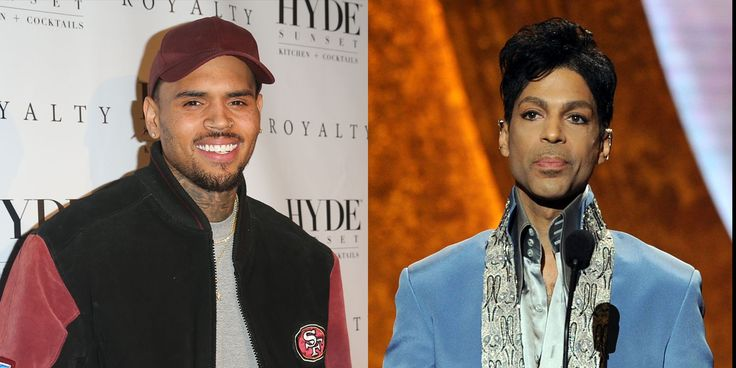 A New Interview Reveals That Prince Wanted to Mentor Chris Brown