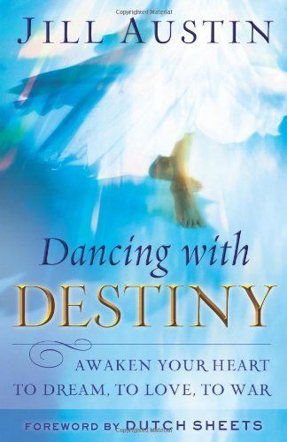 Dancing with Destiny: Awaken Your Heart to Dream, to Love, to War by Jill Austin. $9.39. http://moveonyourmind.com/showme/dpubv/Bu0b0v1iFx5h1t7qQrKm.html. Author: Jill Austin. Publisher: Chosen Books (May 1, 2007). 190 pages