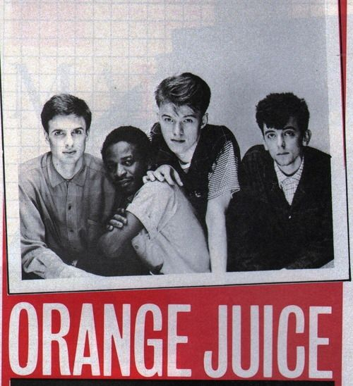 I CAN'T HELP MYSELF. Orange Juice