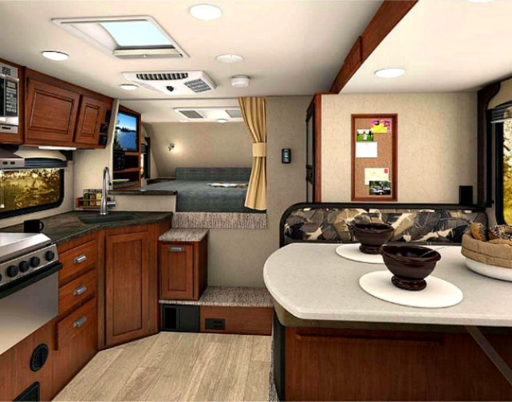 Lance Campers Introduces 2018 Truck Campers & Travel Trailers