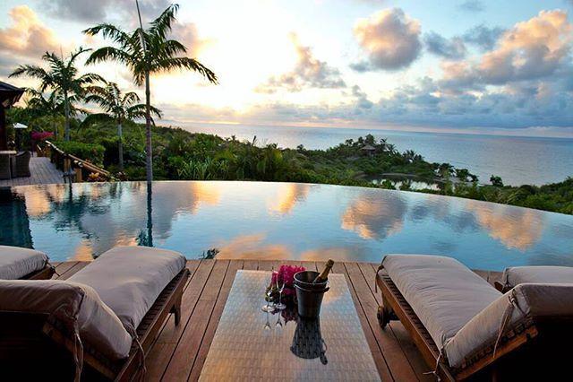Necker Island Resort in the British Virgin Islands
