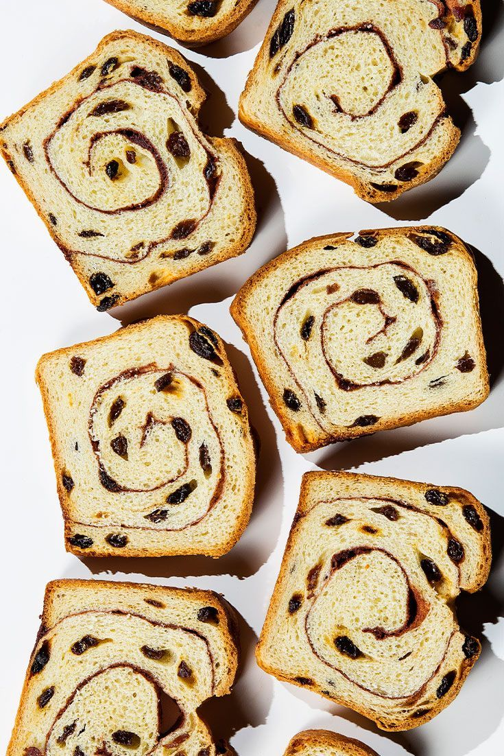 This homemade version of cinnamon swirl raisin bread is more comforting than ever.