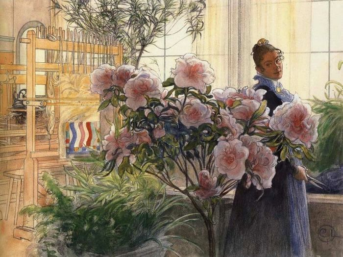 867 Best Love Carl Larsson Images On Pinterest