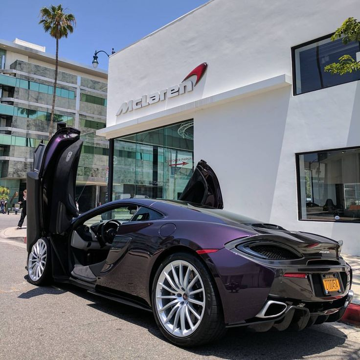 """""""Mi piace"""": 1,886, commenti: 4 - Exotic Cars & Supercars (@exotic_performance) su Instagram: """"Twin Turbo ❤️ Tuesday Just picked up this insane Cobalt Violet McLaren 570GT for a couple days…"""""""