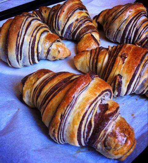 Croissant+bicolore