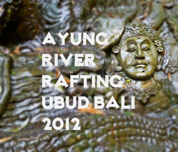 Ayung river: White water rafting. Ubud Bali