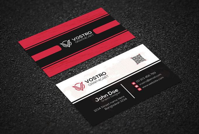 Design Modern And Creative Business Card For 10 Business Cards Creative Fresh Business Cards Creative Business